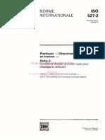 ISO-527-2-1993_Conditions d'essai des plastiques pour moulage
