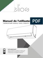 0Manuel Utilisateur Elios FR