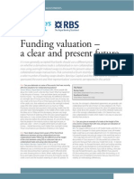 2010-06 Funding valuation - a clear and present future - RBS