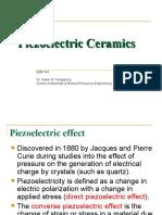 Chapter 4-Piezoelectric Ceramics