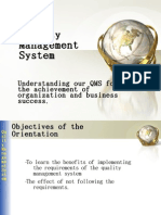 QMS ISO9001 2008