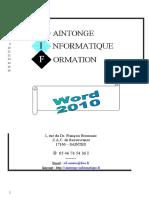 www.cours-gratuit.com--CoursWord-id2008 - Copie