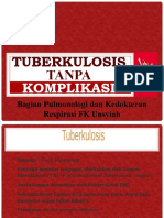 TB tanpa komplikasi 161120