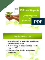 Organic Information