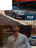 Toyota Camry 2020 - FRENCH