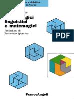 Bruno D'Amore - Giochi logici, linguistici e matematici (1992)