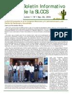 01 - Boletín de la SLCCS Sep-Dic 2004