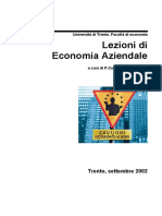 Lezioni Di Economia Aziendale - P.collini e L.erzegovesi