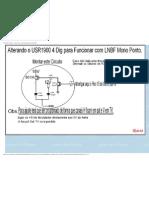 (2) Alterando o USR 1900 4 Dig para funcionar com LNBF MONO PONTO [1]