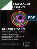 Pesson, Gerard Portrait en dix-sept œuvres