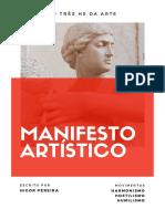 Manifesto Artístico