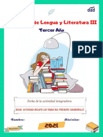 2021-4-19 - Departamento de Aplicación Docente - Lengua y Literatura III - NIVELACIÓN- DAD - 3°- 2021