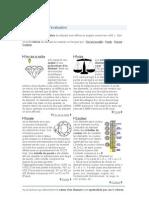 Les 4 critères d'évaluation du diamant