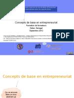 Module 4 - FOSS Training - Concept Base Entrepreneuriat - Partie 1
