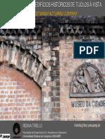 FCRB MI Mapa de Danos de Edificios Historicos de Tijolos a Vista