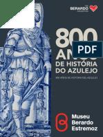 800 ANOS HISTÓRIA AZULEJO