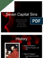 Seven Capital Sins