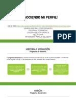 CONOCIENDO MI PERFIL_CATEDRA UPECISTA
