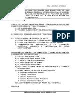 TEMA 2.- ESTATUTO DE AUTONOMÍA