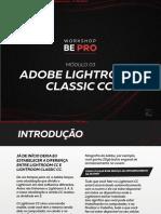 PDF Curso On-line de Edição de fotografia - BEPRO - Módulo 4
