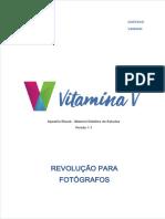 Apostila Vitamina V 2019 - Curso Irmãos Vanassi - Fotografia