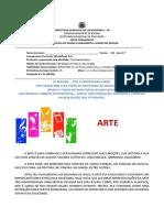 ART01 - 6 ano - Sobre a Arte