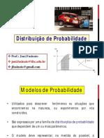 Aula 10 - Distribuição de Probabilidades Discretas
