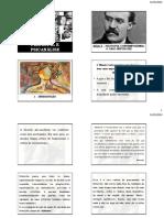 3 - Aula 4-Filosofia Contemporanea Turma 15