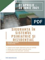 Raport Psihiatrie Rezident Aprilie-iunie2021
