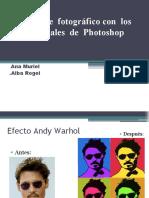 Retoque  fotográfico con  los tutoriales  de  Photoshop