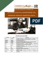 Anniversaire 100 Ans Du Parrain UAM 2021