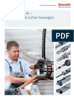 Bosch Rexroth Lineartechnik Katalog
