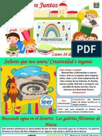 Actividad de Aprendizaje 4° - lunes 28 de junio del 2021 - Plan Lector