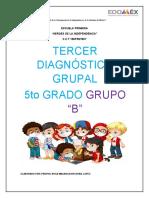Tercer Diagnostico 5 b