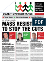 CoR Broadsheet March 2011