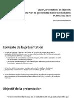 Présentation - Gestion matières résiduelles 2022-2028 - Ville de Gatineau
