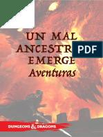 Campaña An_Ancient_Evil_Arises_-_Aventuras