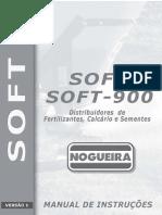 Manual de Instruções Soft 900 Nogueira