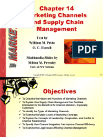 Marketing Channels and Supply Chain Management-prince dudhatra-9724949948