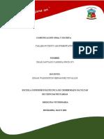 MEDICINA VETERINARIA - COMUNICACION ORAL.pptx
