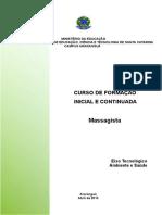 Ararangua FIC PRONATEC Massagista