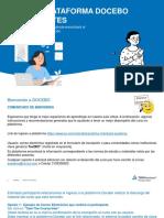 Manual Plataforma Docebo Actualizado