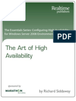 Art_of_High_Availability