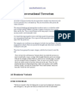 Copy of Conversational Terrorism