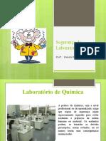 Segurança de Laboratório