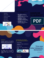 folleto medicina