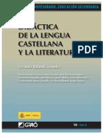 Didactica de La Lengua Castellana y La Literatura Uri Ruiz Bikandi Dlscrib.com PDF
