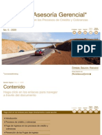 Las Fugas de Ingreso en los Procesos de Crédito y Cobranzas | PwC Venezuela