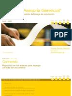 Sensibilidad hacia la gestión del riesgo de reputación | PwC Venezuela