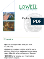 Capital Plan Presentation 3_22_2011 Final